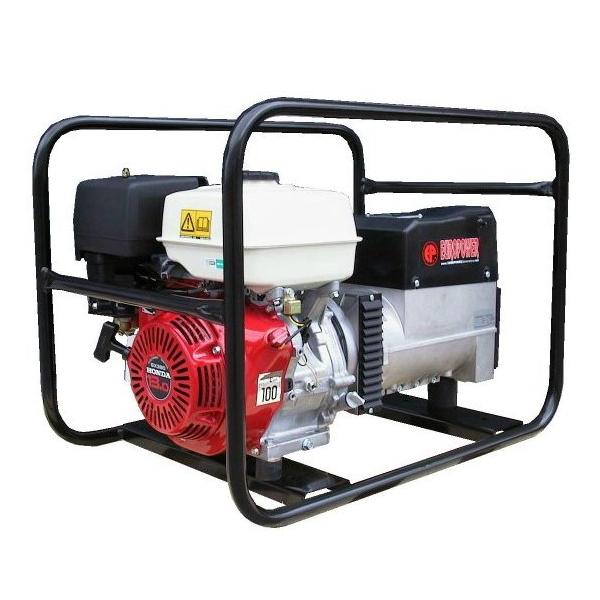 Генератор бензиновый Europower EP 200 X 3X230V для ж/д в Карасуке