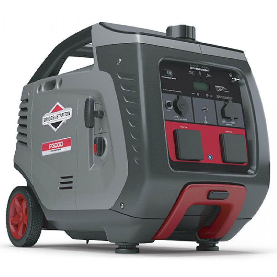 Генератор бензиновый инверторный Briggs & Stratton P3000 в Карасуке