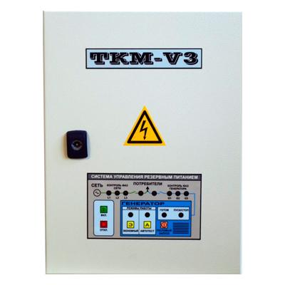 Автоматика ТКМ-V3 с ИУ3с + ПБ3-10 (EG5500) в Карасуке