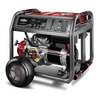 Генератор бензиновый Briggs & Stratton Elite 7500EA в Карасуке