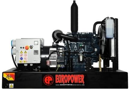 Генератор дизельный Europower EP 163 DE в Карасуке