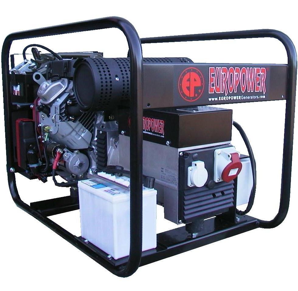 Генератор бензиновый Europower EP 13500TE в Карасуке