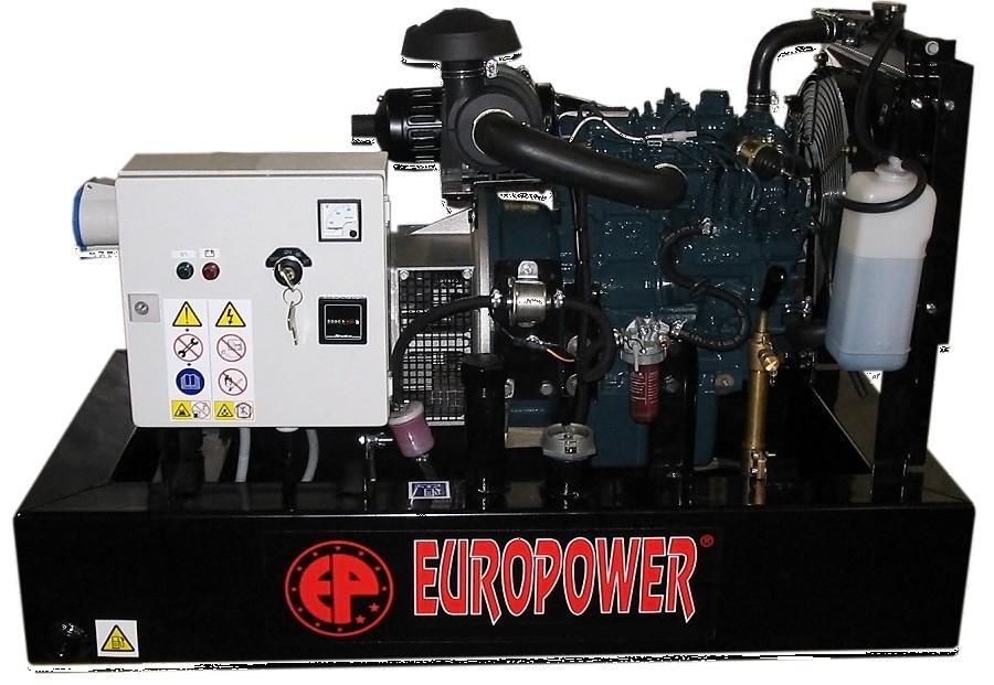 Генератор дизельный Europower EP 30 DE в Карасуке