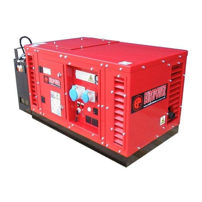 Генератор бензиновый Europower EPS 10000 E в Карасуке