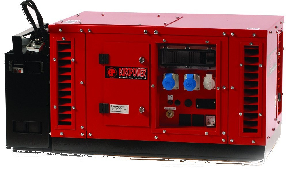 Генератор бензиновый Europower EPS 15000 TE в Карасуке