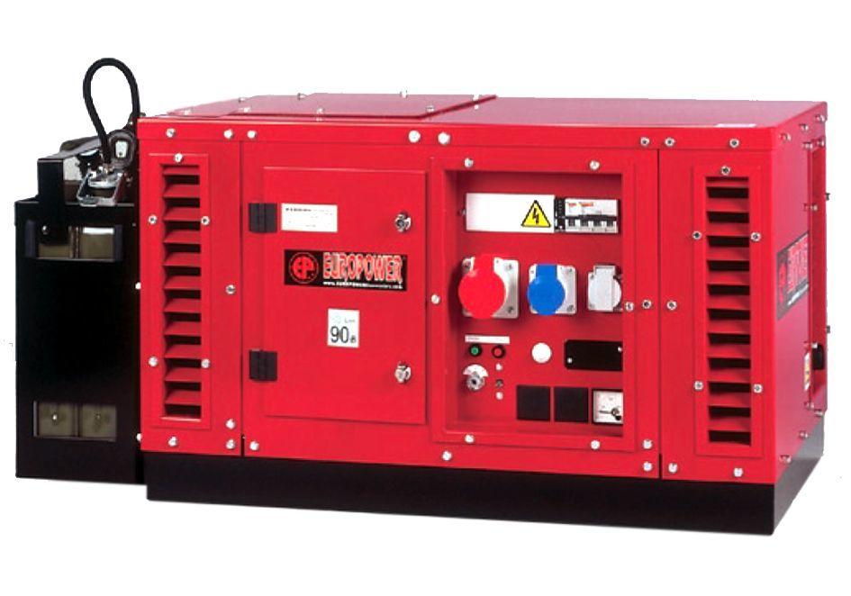 Генератор бензиновый Europower EPS 6000 E в Карасуке