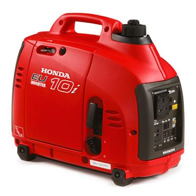 Генератор Honda EU10i в Карасуке