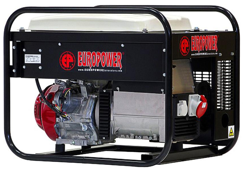 Генератор бензиновый Europower EP 6500 TLN в Карасуке