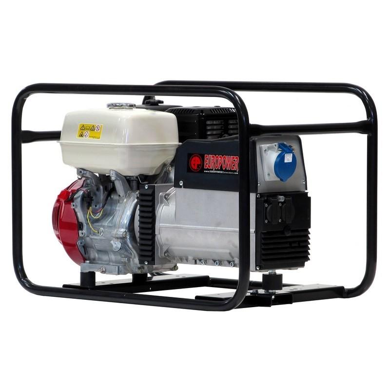 Генератор бензиновый Europower EP 7000 в Карасуке