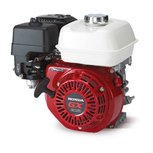 Двигатель Honda GX 200UT2 RHQ4 OH в Карасуке