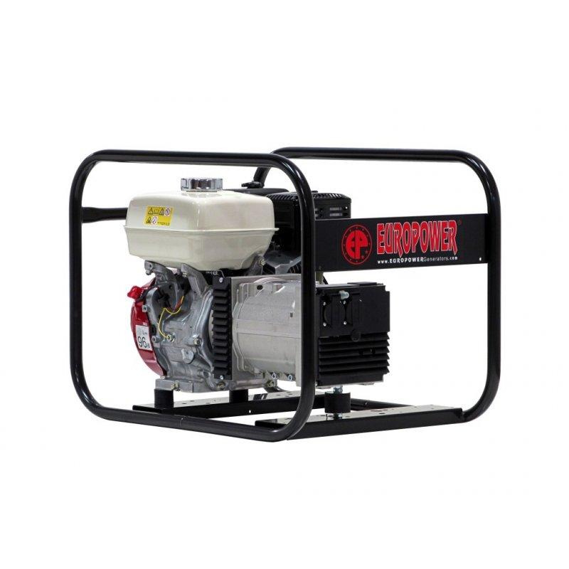 Генератор бензиновый Europower EP 4100E в Карасуке