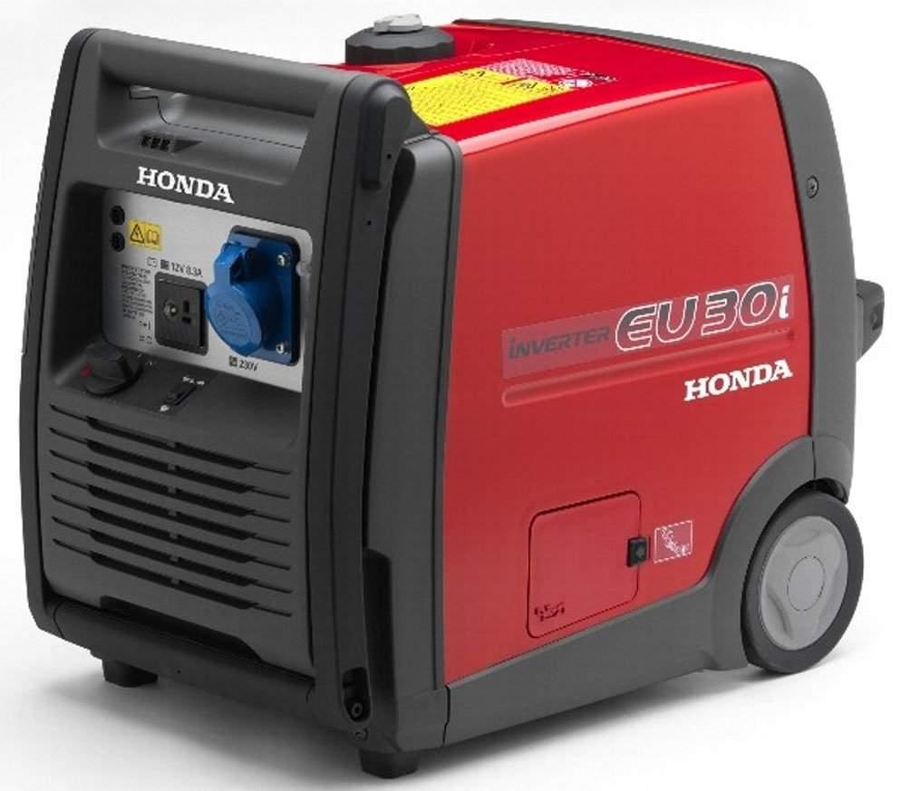Генератор  Honda EU30i RG в Карасуке