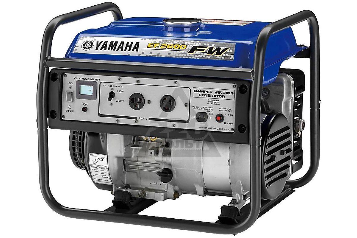 Генератор Yamaha  EF2600 в Карасуке
