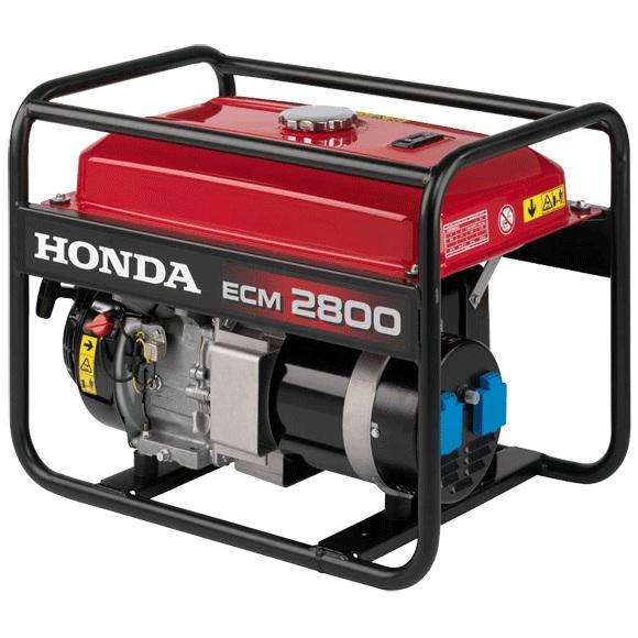 Генератор Honda ECM2800 в Карасуке