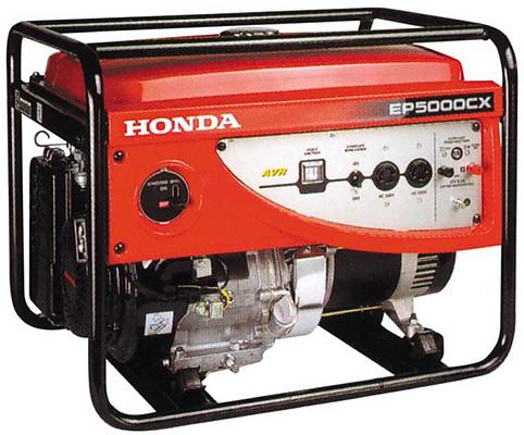 Генератор Honda EP5000 CX RG в Карасуке