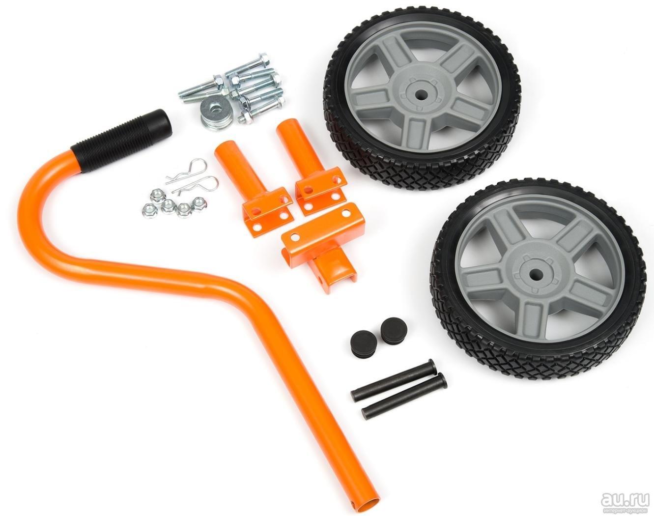 Комплект колес для генераторов ECT 7000 в Карасуке