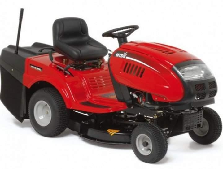 Садовый трактор MTD OPTIMA LE 175 H (SPECIAL) в Карасуке